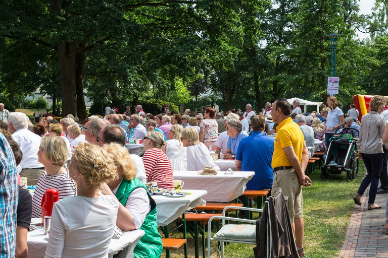 Bürgercafe im Stadtpark 2018
